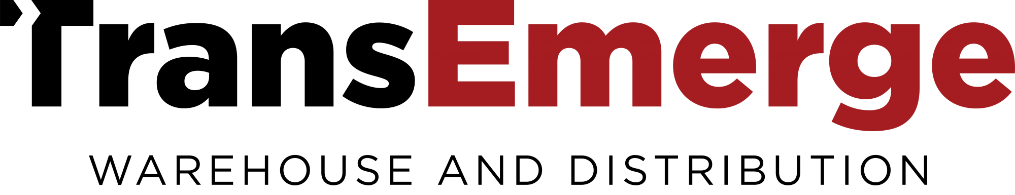 Trans Emerge Warehouse Logo